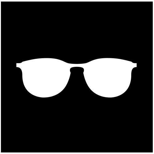 Sonnenbrillen-Icon